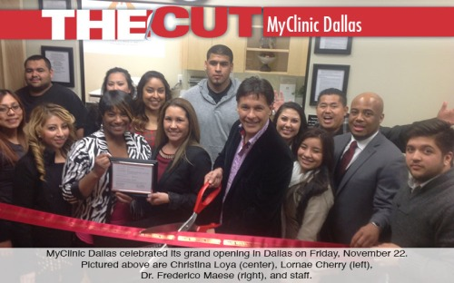 The Cut - MyClinic Dallas