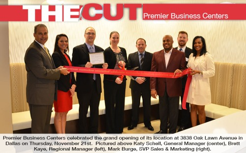 The Cut - Premier Business Centers