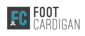 Foot Cardigan Logo